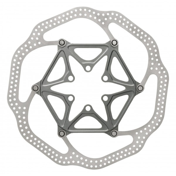 SRAM HSX - Rotor de freno para bicicletas, talla 140 mm