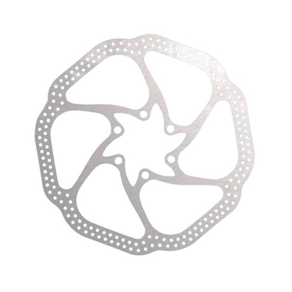 AVID HS1 Heat-Shedding - Rotor de freno para bicicletas, color gris, talla UK: 17 cm