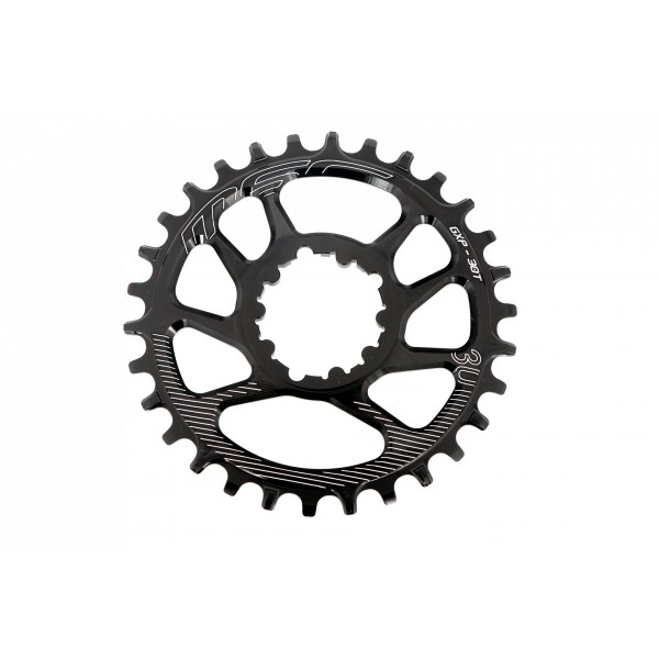 MSC Bikes Dmgxp Plato, Negro, 30