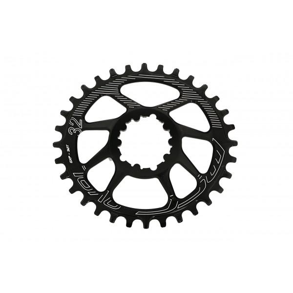 MSC Bikes Dmgxp Plato, Negro, 32