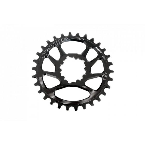 MSC Bikes Dmboost Plato, Negro, 30