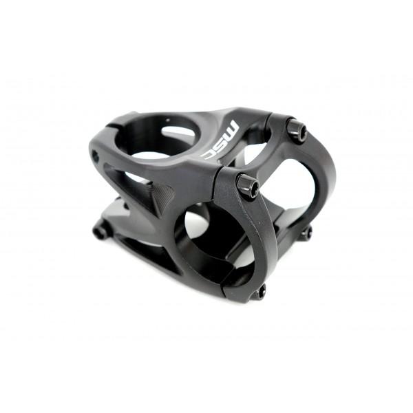 MSC Bikes STEM35BK Potencia Ciclismo, Negro, 35mm x 31.8º