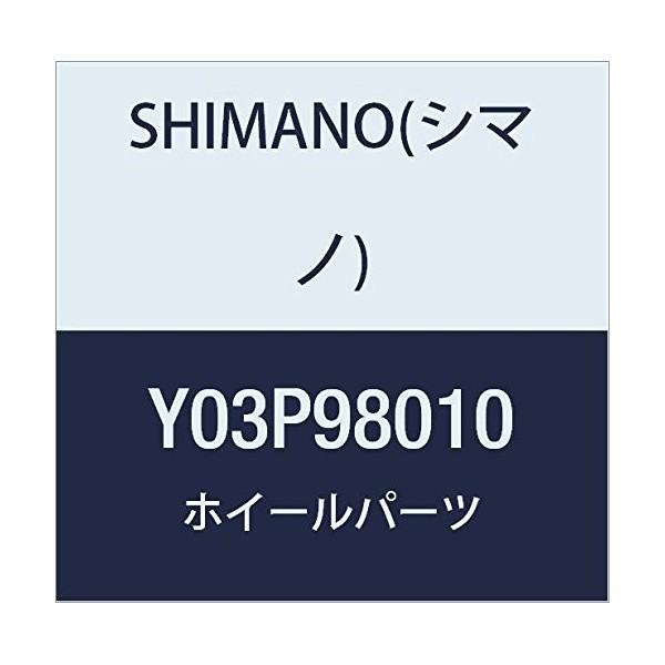 Shimano 03P98010 Radio Rueda, Unisex Adulto, Multicolor, Talla Única