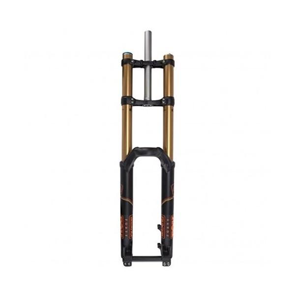 Fox 40Float factory horquilla de bicicleta Unisex, negro, 20mm