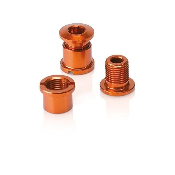 Xlc Uni 2502840016Cadena Hojas Tornillo, Naranja, 6x 6x 3cm