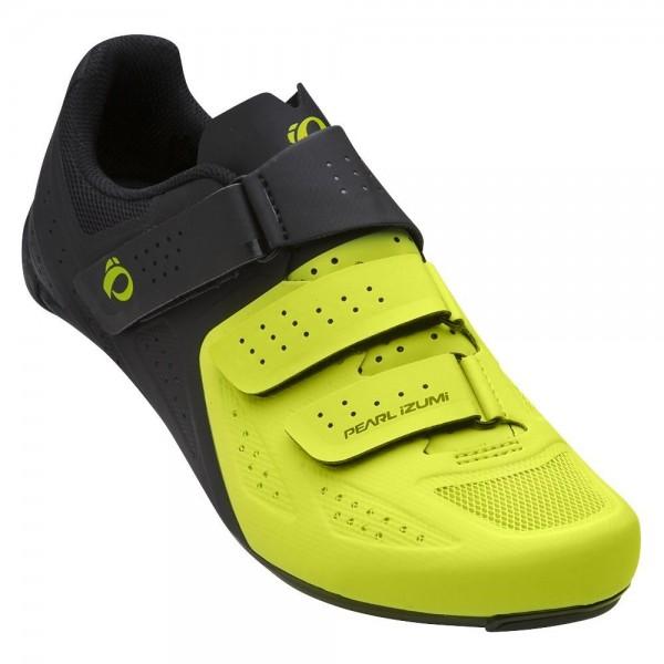 Pearl Izumi Select Road V5 Zapatillas Ciclismo, Hombre, Negro  Lima , 41