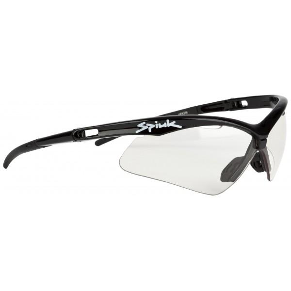 Spiuk Ventix - Gafas de ciclismo unisex, color negro