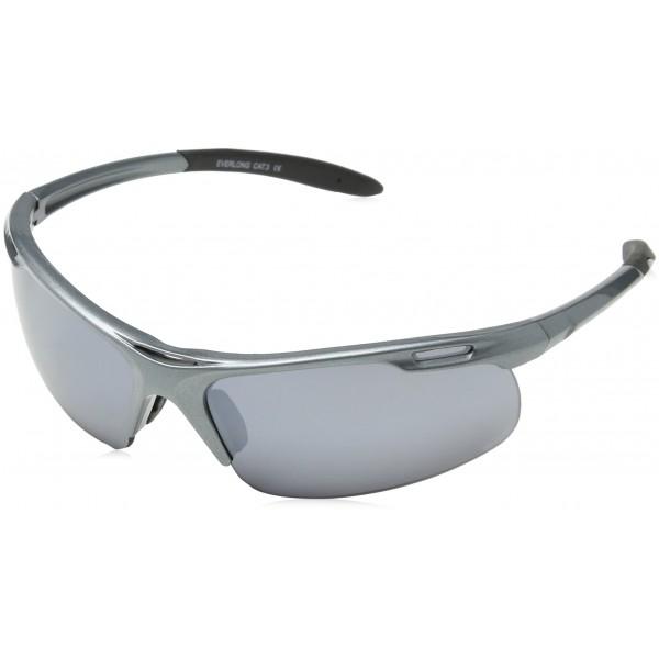 Trespass Everlong - Gafas de ciclismo, color gris