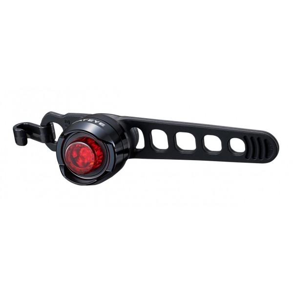 Cat Eye Orb Rear Polished Black Luz Trasera, Unisex, Negro, Talla Única