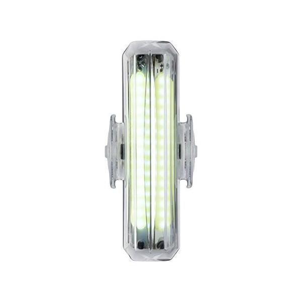Cat Eye Rapid - Juego de luces frontales y reflectores para ciclismo  3 unidades , color negro