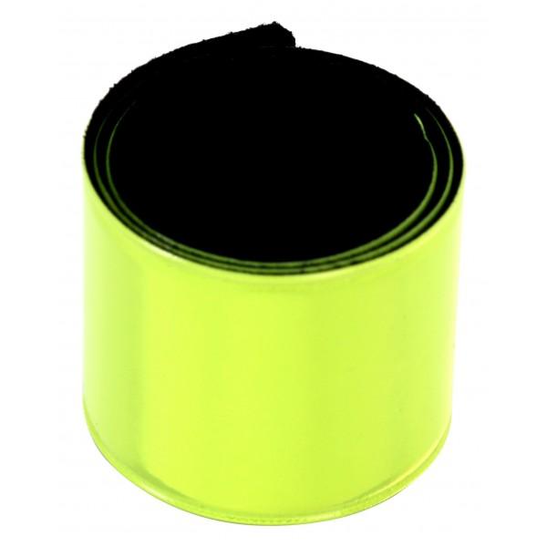 Msc Msc - Tira reflectante amarilla unisex