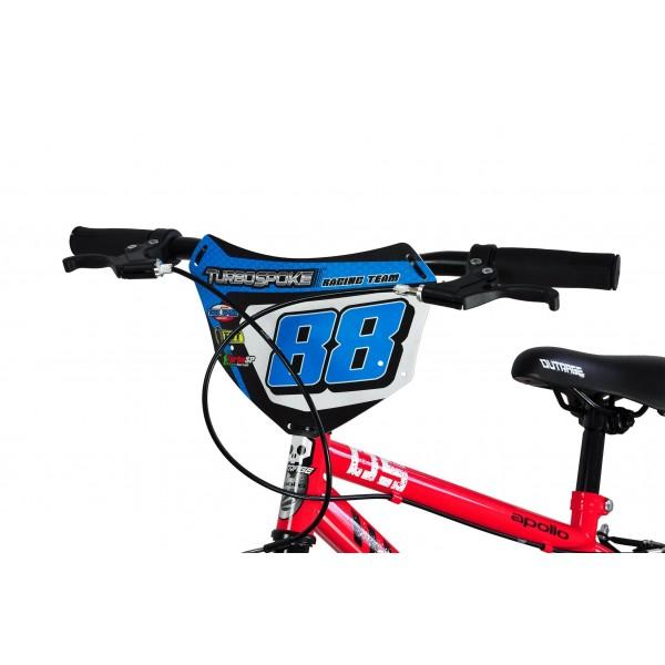 Turbospoke Racing números