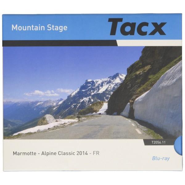 Tacx Real Life Video de Blu-ray Disc Marmotte de Alpine Classic 2014de fr DVD, Negro, Tamaño Estándar