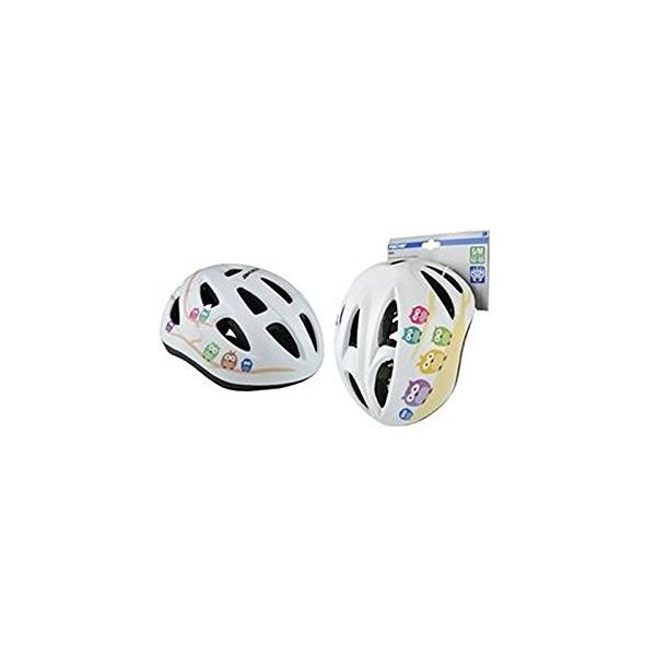 Fischer Niños Búho bicicleta casco, diseño búho, XS/S