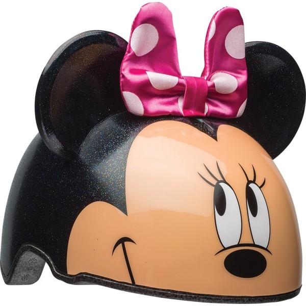 Bell Minnie Bows and Ears Toddler Casco, Infantil, Multi Coloured, 48-52 cm