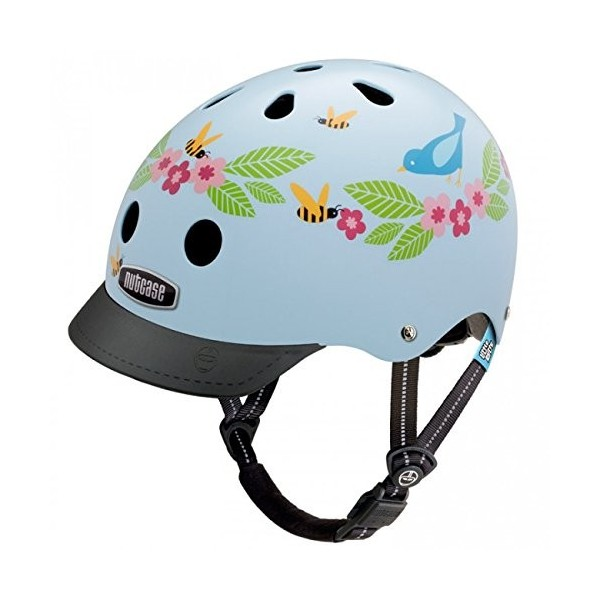 Nutcase Little Nutty casco Mixta niño, multicolor