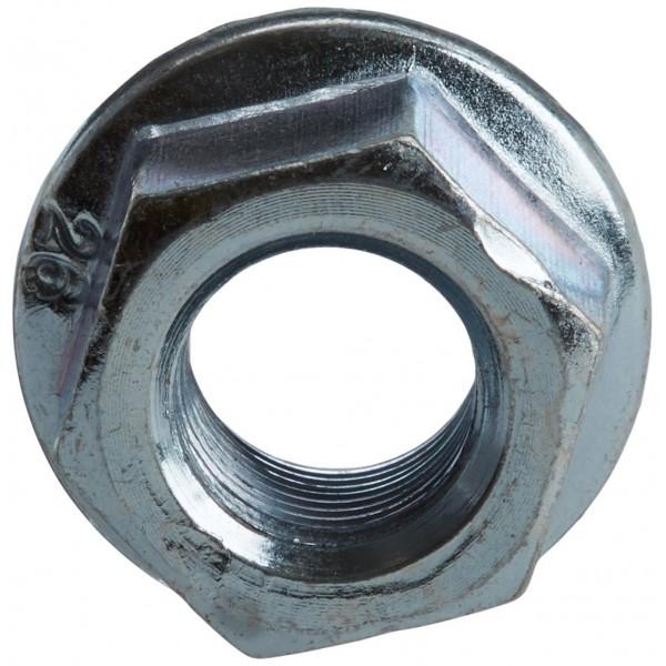Gurpil 28341 Tuerca con Arandela, Trasera, 9.5 mm