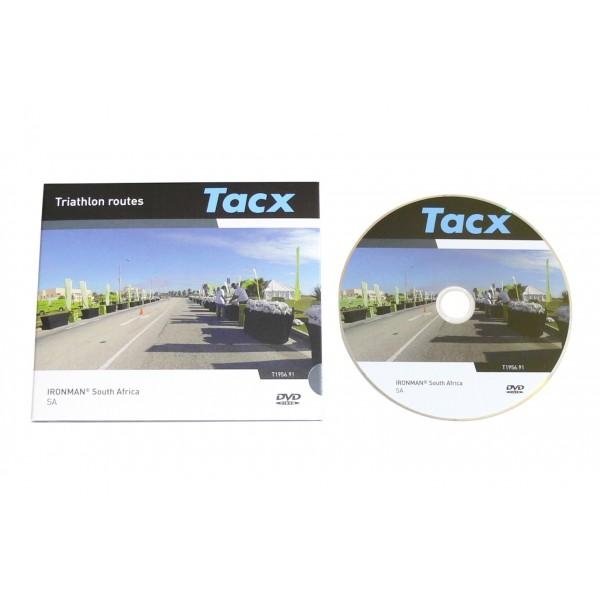 Tacx DVD Real Life Video Ironman Triathlon Sudáfrica, t1956.91
