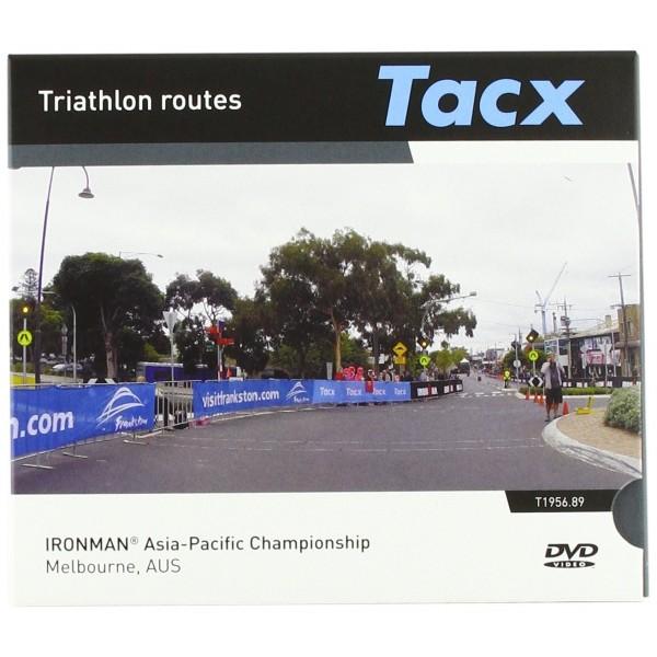 Tacx DVD IRONMAN triathlon de la Asia-Pacific Australia para PC/portátil, T1956, 89