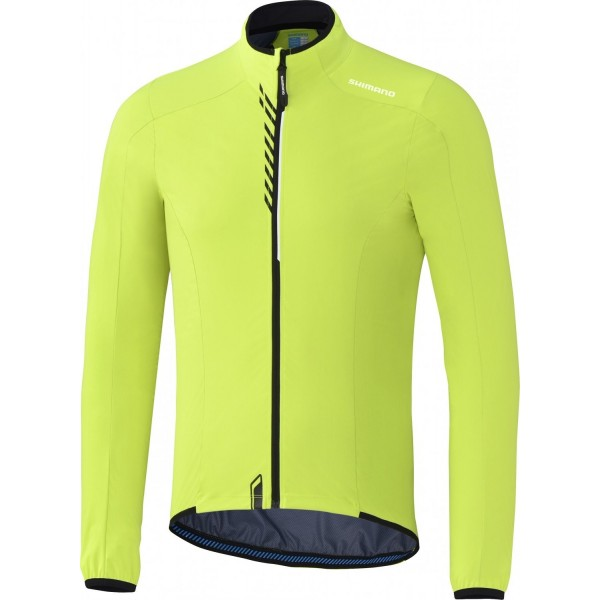 Shimano Giacca Perf Stretchable WB Neon Yellow