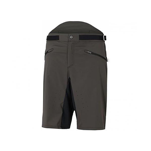 Ziener Ebner Pantalones, Hombre, Black, 50
