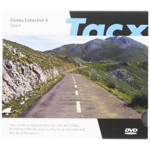 Tacx Climbs Collection - Accesorio para rodillos para bicicletas, color gris