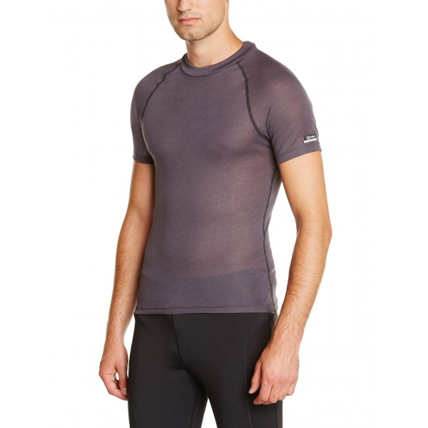 Gonso Triest u-shirt Thermo hombre Gris gris Talla:large