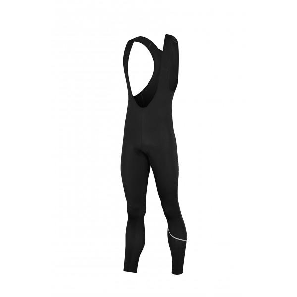 Spiuk Anatomic - Culote largo C/T para hombre, color negro, talla L