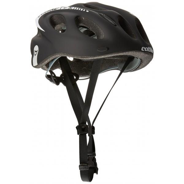 Catlike KompactO Casco de Ciclismo, Unisex adulto, Negro  Mate , L 59-61 cm