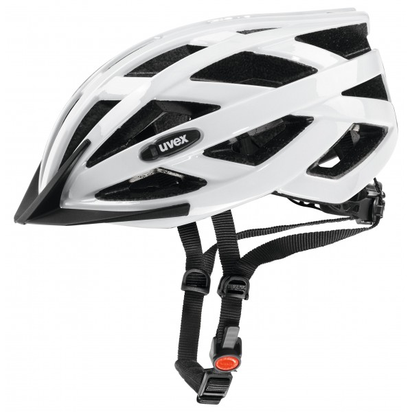 Uvex I-vo Casco de ciclismo, Unisex adulto, Blanco, 52-57 cm
