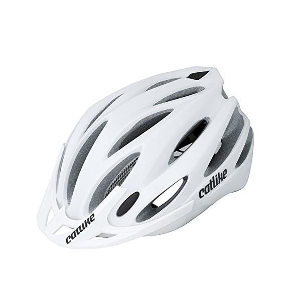 Catlike Neko - Casco de ciclismo, color blanco brillo, talla MT  54-58 cm