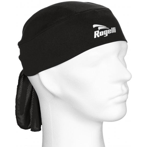 Rogelli Radsport Zubehör Bandana - Prenda, color negro, talla L/XL