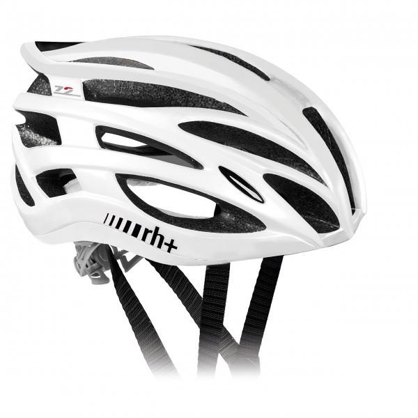 zero rh+ Two In One - Casco de ciclismo para adultos, color multicolor - blanco, talla XS/M