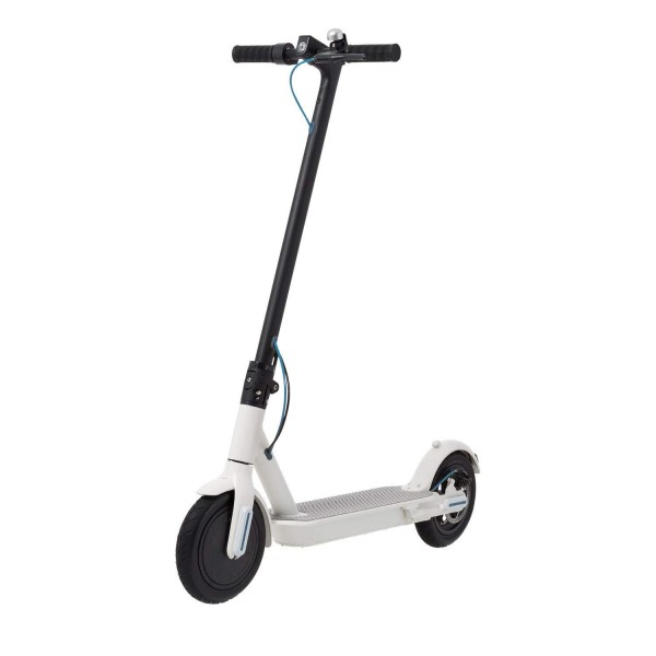 Ecogyro Gscooter G9 Electric Scooter Patinete Eléctrico , Blanco, Única