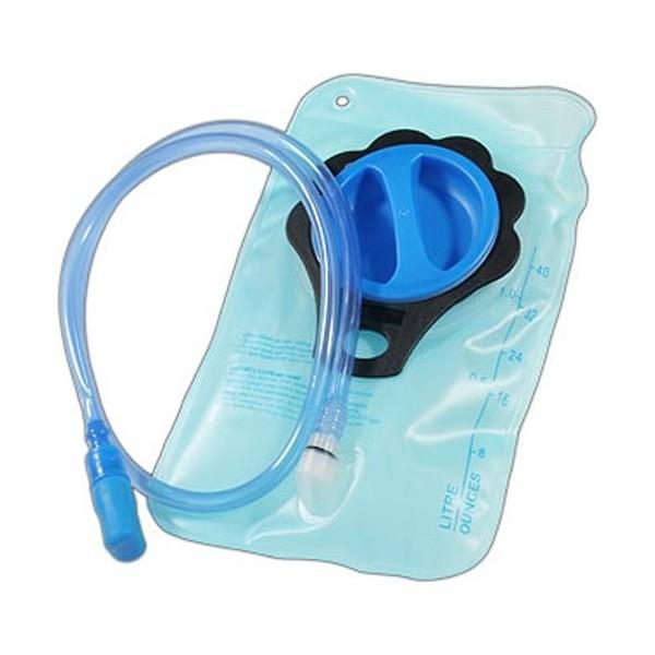 AspenSport ABWB01L - Bolsa de agua  1 L , color azul