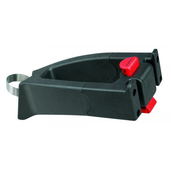 Rixen und Kaul Adaptador para tijas  sistema de fijación a presión , color negro