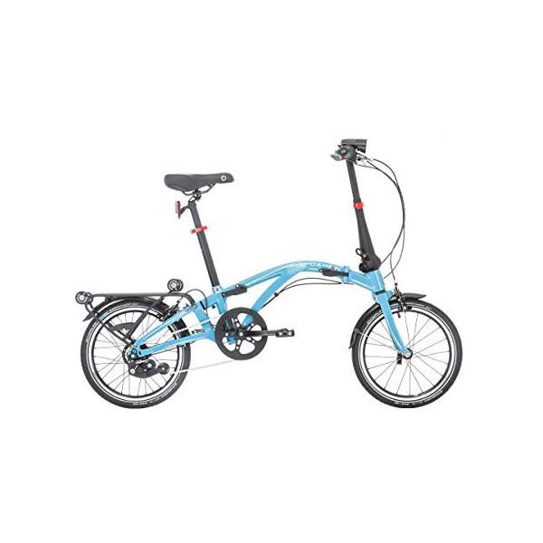 Dahon Faltrad  7sp , Modell Curl i7U, Unisex Adulto, Azul, Large