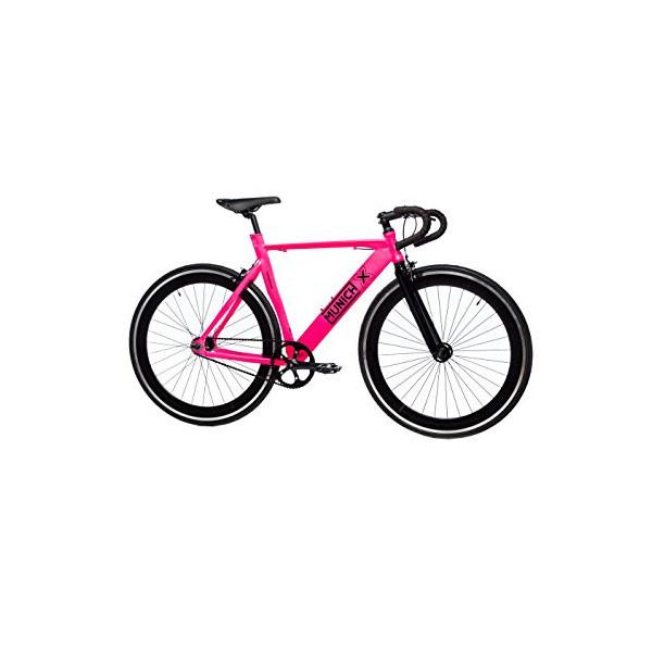 Moma Bikes Bicicleta Fixie Urbana, Fixie MUNICH FUN, Full Alu  Varias Tallas