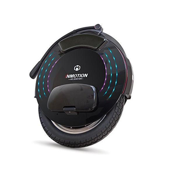 InMotion V10F Monociclo eléctrico, Unisex-Adult, Negro, 52,85 x 62,35 x 15,85 cm