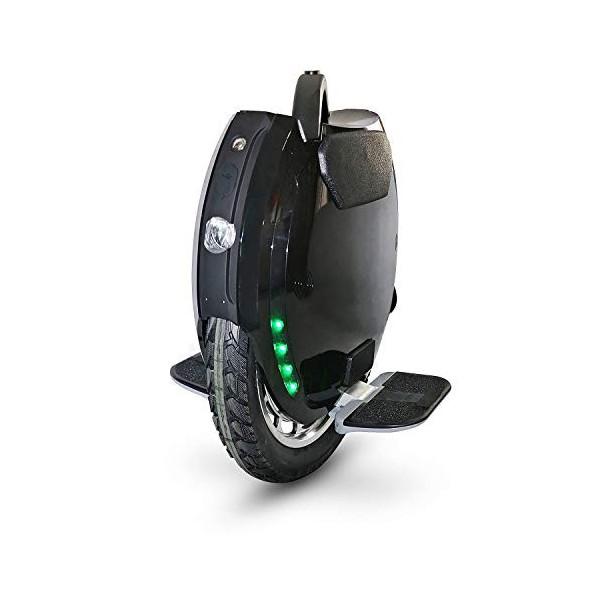 Kingsong Ks-18l 1036wh Monociclo Eléctrico, Unisex Adulto, Negro, 18