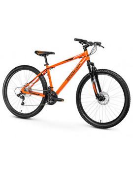 Anakon SK6 Bicicleta de montaña, Hombre, Naranja, M