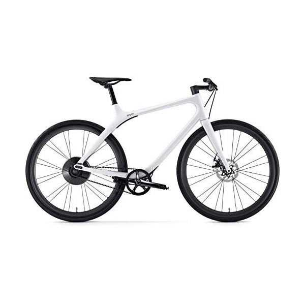 Gogoro EEYO1SW170 Bicicleta eléctrica, Unisex Adulto, Blanco, 170