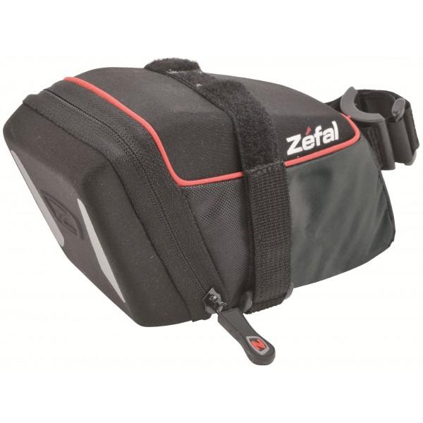 Zefal Iron Pack L-DS Bolsa Porta - Cámaras, Unisex adulto, Negro, L