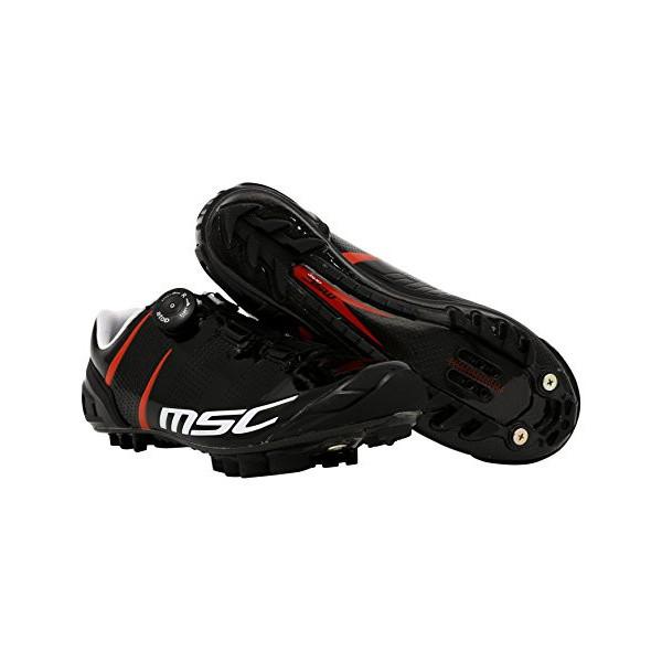 Msc ZAXCPRO43N - Zapatillas XC Pro negro t43