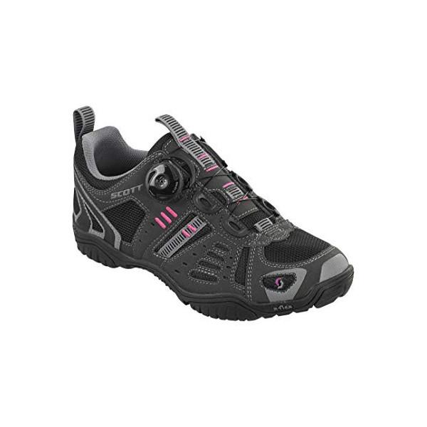 SCOTT Trail,Zapatillas de Senderismo Mujer, Negro, 42