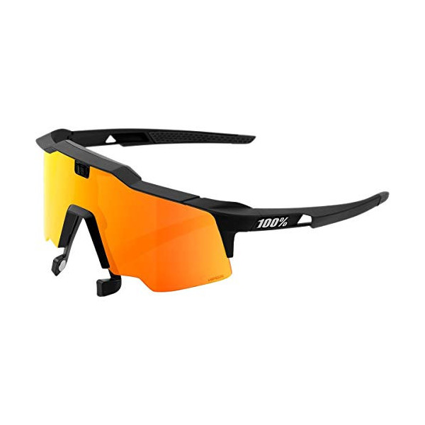 Gafas 100% Speedcraft Air di Peter Sagan- HiPER Red Multilayer Mirror