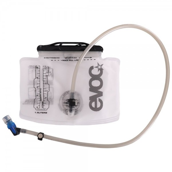 Evoc 601105001bolsillo de agua unisex, transparente