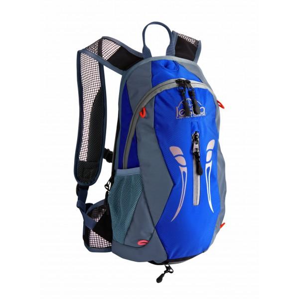 LESTRA Mochila y bolsa de hidratación  10 + 3 litros , color negro y azul