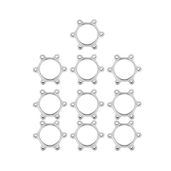 VGEBY1 Adaptador del Rotor del Freno, Rueda de Rueda Libre de la aleación de Aluminio del Adaptador del Rotor del Freno del D