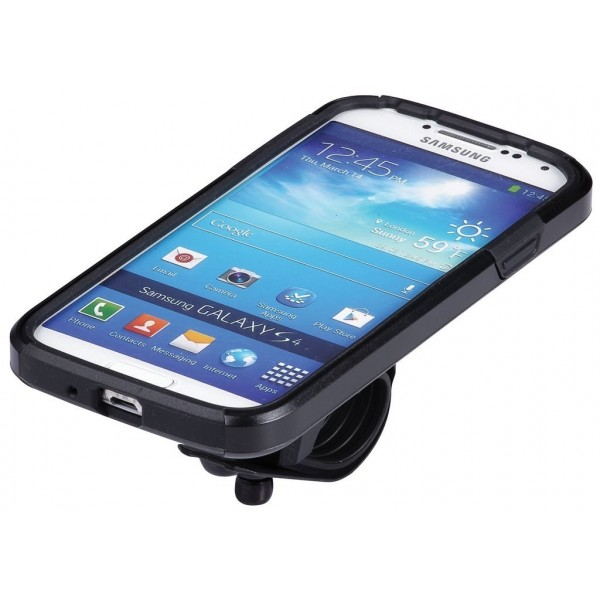 BBB Patron Funda para Samsung Galaxy 4, Negro, Única